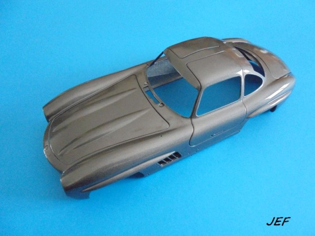 MERCEDES-BENZ 300 SL GULLWING  1/16  ITALERI - Page 3 300_0315