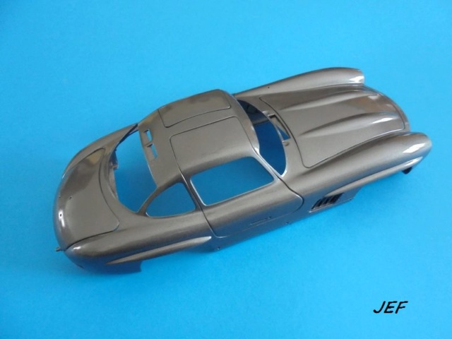 MERCEDES-BENZ 300 SL GULLWING  1/16  ITALERI - Page 3 300_0316