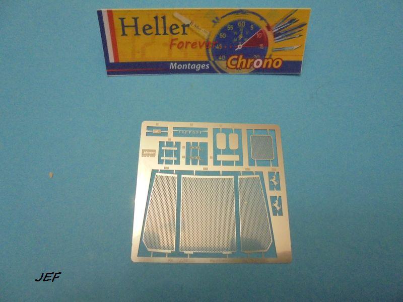 MONTAGE CHRONO FERRARI 348 TS 1/24 HASEGAWA Réf CA-8 348_0115