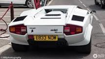FUJIMI Lamborghini Countach 5000s 1/24 500010
