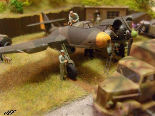 Blohm und Voss BV P 194, Front de l'est 46 (1:72 Revell) 9c5a4e10