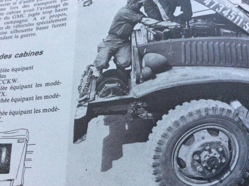 GMC CCKW Paris Dakar 1981 1/24 - Page 2 Ad400610
