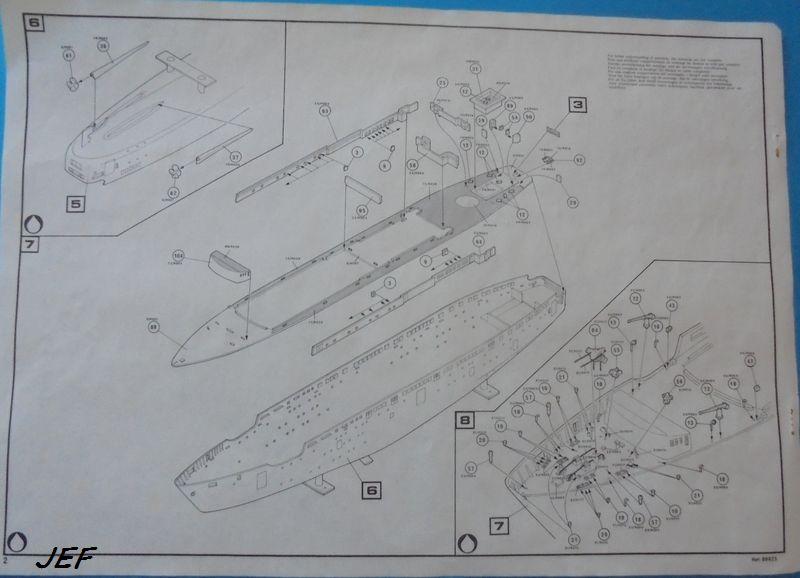 Fil rouge 2021 *  Car Ferry AVENIR HELLER 1/200 Réf 80625 - Page 2 Ave_0013