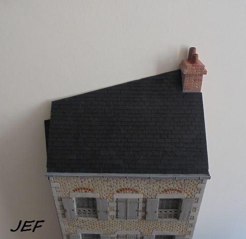 BATIMENTS              MINI ART 1:72     Bbf07410