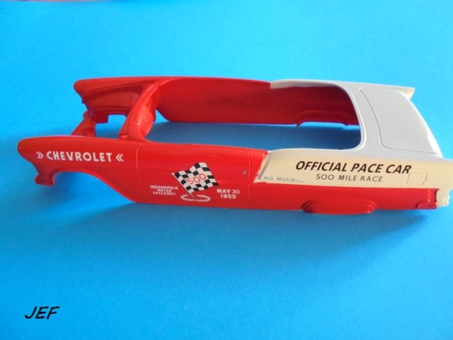CHEVY 55 INDY PACE CAR  1/25 REVELL - Page 3 Che_0323