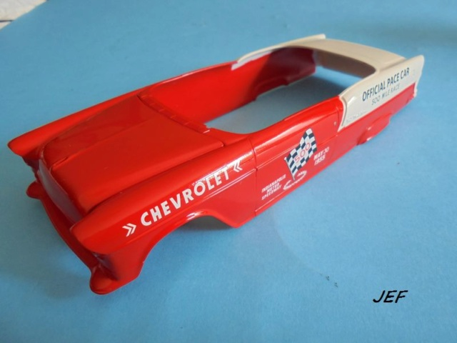 CHEVY 55 INDY PACE CAR  1/25 REVELL - Page 3 Che_0411