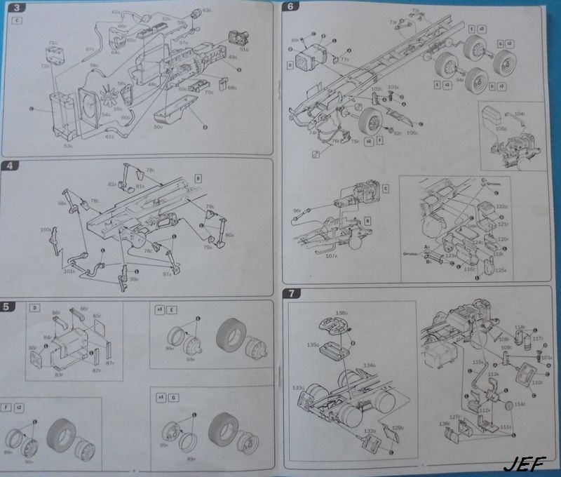 [ITALERI] DAF 95 bâché transports CHEVRIER 1/24ème Réf 3914 - Page 2 Daf_0015