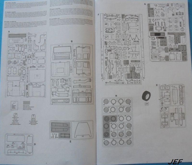 [ITALERI] DAF 95 bâché transports CHEVRIER 1/24ème Réf 3914 - Page 2 Daf_0016