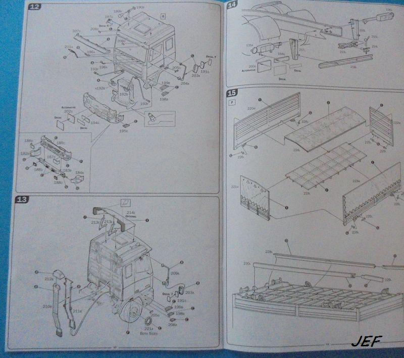 [ITALERI] DAF 95 bâché transports CHEVRIER 1/24ème Réf 3914 - Page 2 Daf_0017