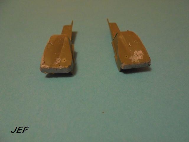 GMC MERCERON DOUBLE CABINE ESVRES / INDRE  en scratch sur base Heller 1/35ème Réf 81121 Gmc_0217