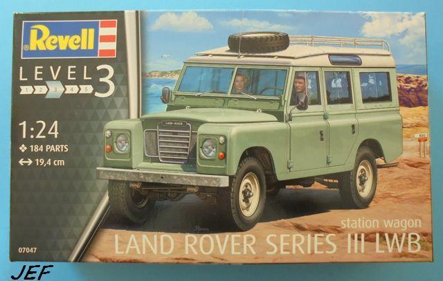 LAND ROVER SERIE 3  LWB  1/24  REVELL Réf 07047 Lr_00110