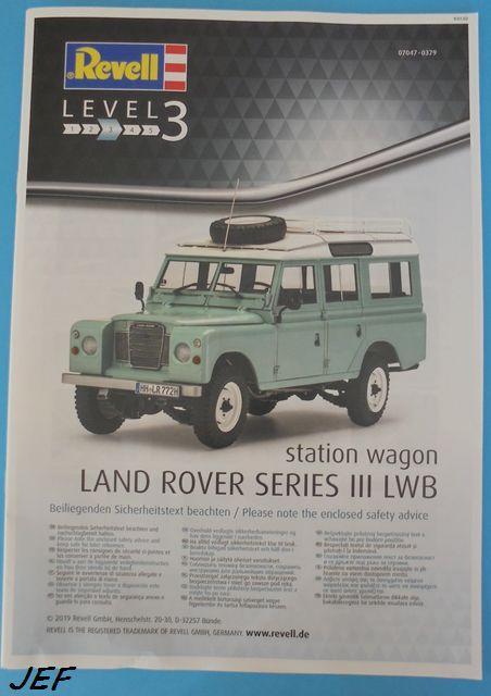 LAND ROVER SERIE 3  LWB  1/24  REVELL Réf 07047 Lr_00210