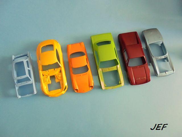*Montage pas-à-pas* Jaguar XJ 220 [Revell 1/24] - Page 3 Peintu10