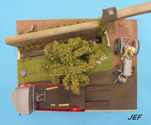 CITROEN HY PORTE-AUTOS 1/24  (Base Heller ) - Page 2 Pla_1211