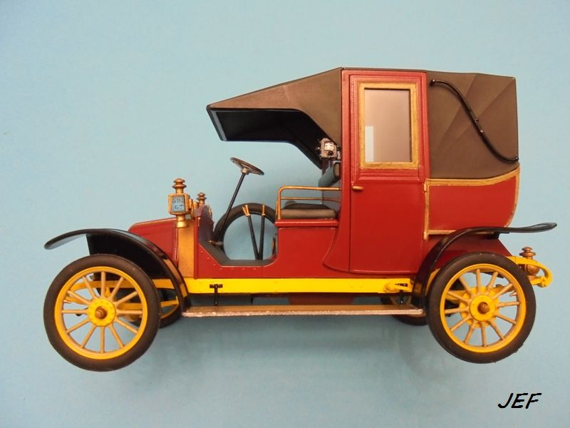 From the box - RENAULT TAXI TYPE AG HELLER 1/24 Réf 30705 ( origine ICM )  - Page 6 Tm_09710