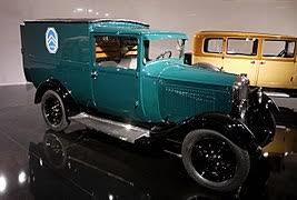 Citroën c4 fourgonnette 1928  Uio10