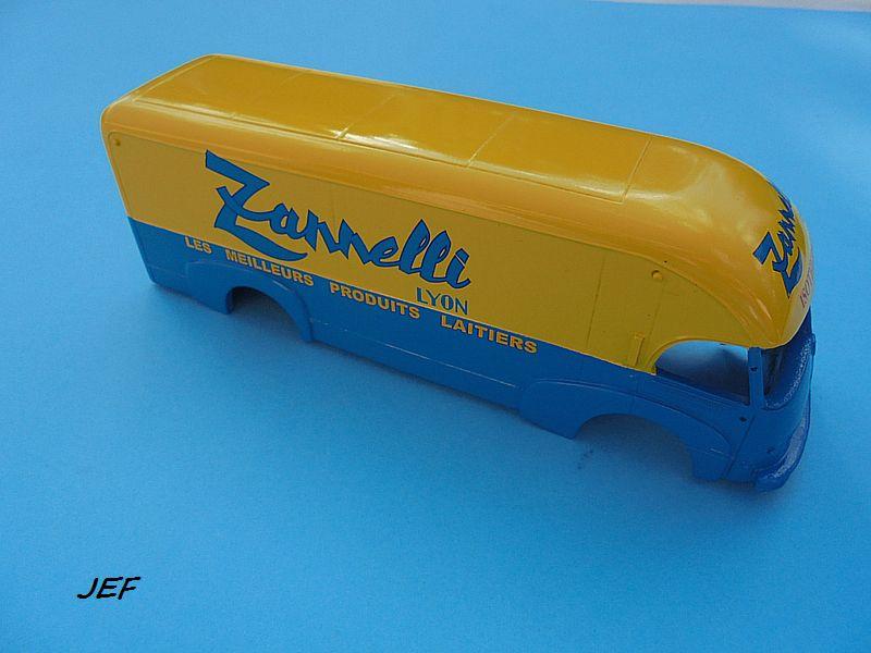 MINITRUCKS SOMUA JL 17 ZANNELLI carrossé par COTTARD Réf 184 ( 06/2009 ) Zan_0110