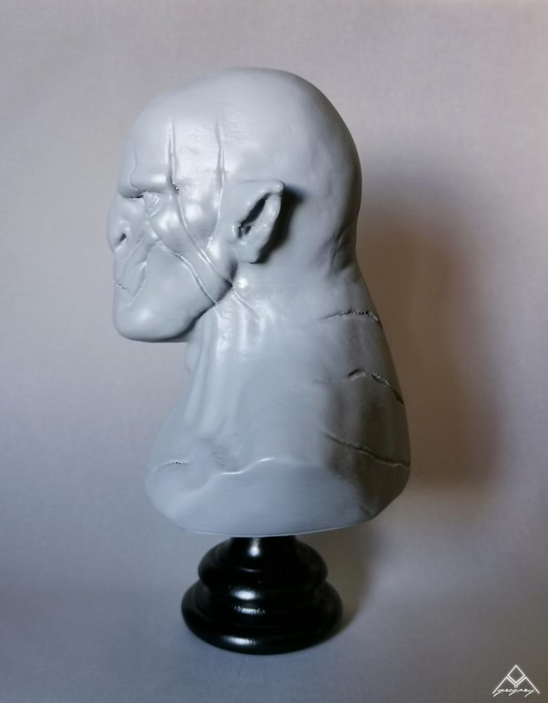 Impression 3D Azog_210