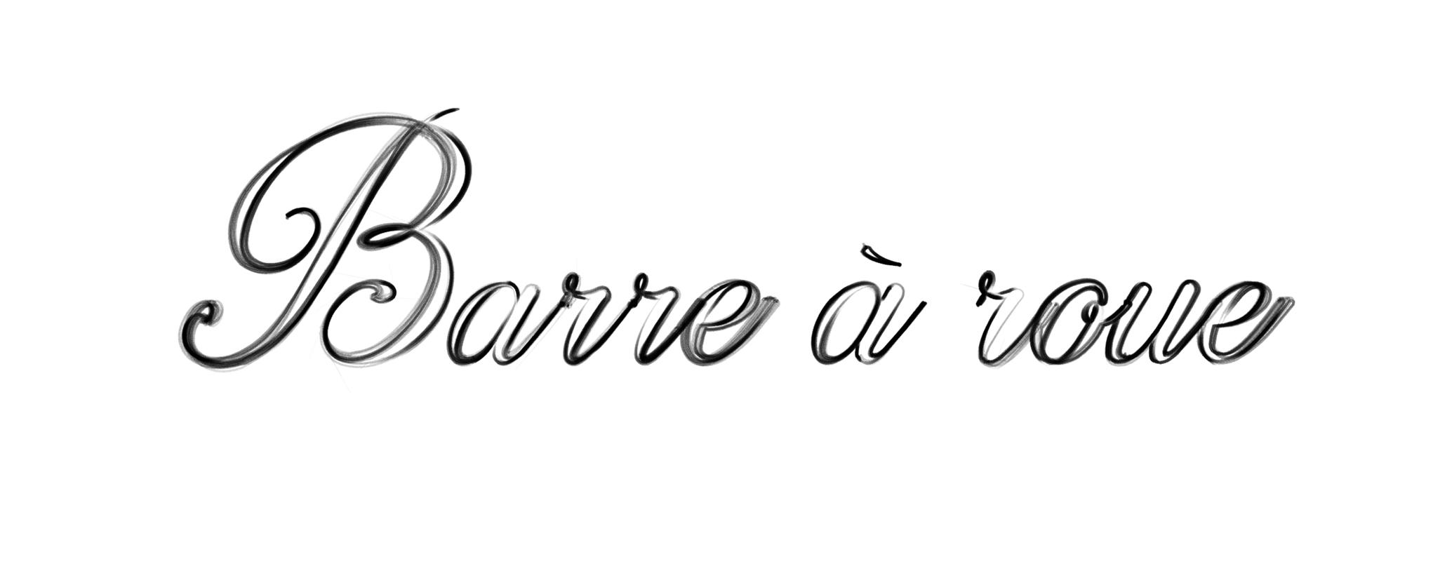 Barre à Roue (Création 3D) par Greg_3D Barre_10
