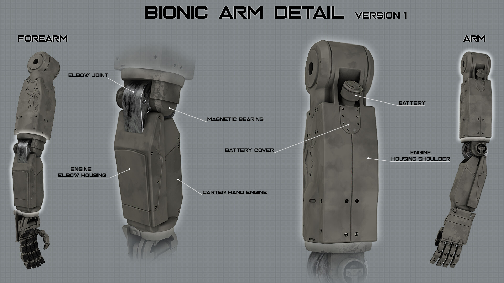 AMP (film AVATAR de James Cameron's) - Page 3 Bionic10