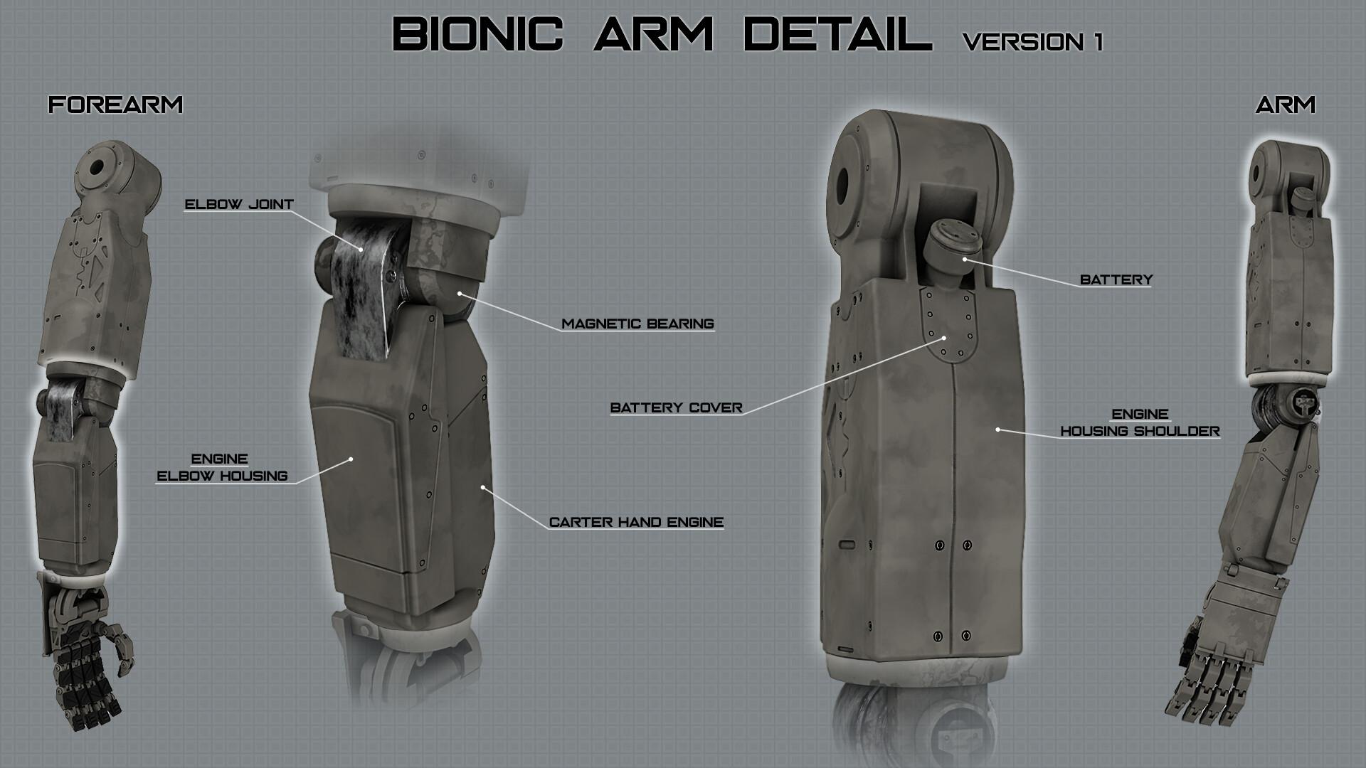 AMP (film AVATAR de James Cameron's) - Page 2 Bionic11