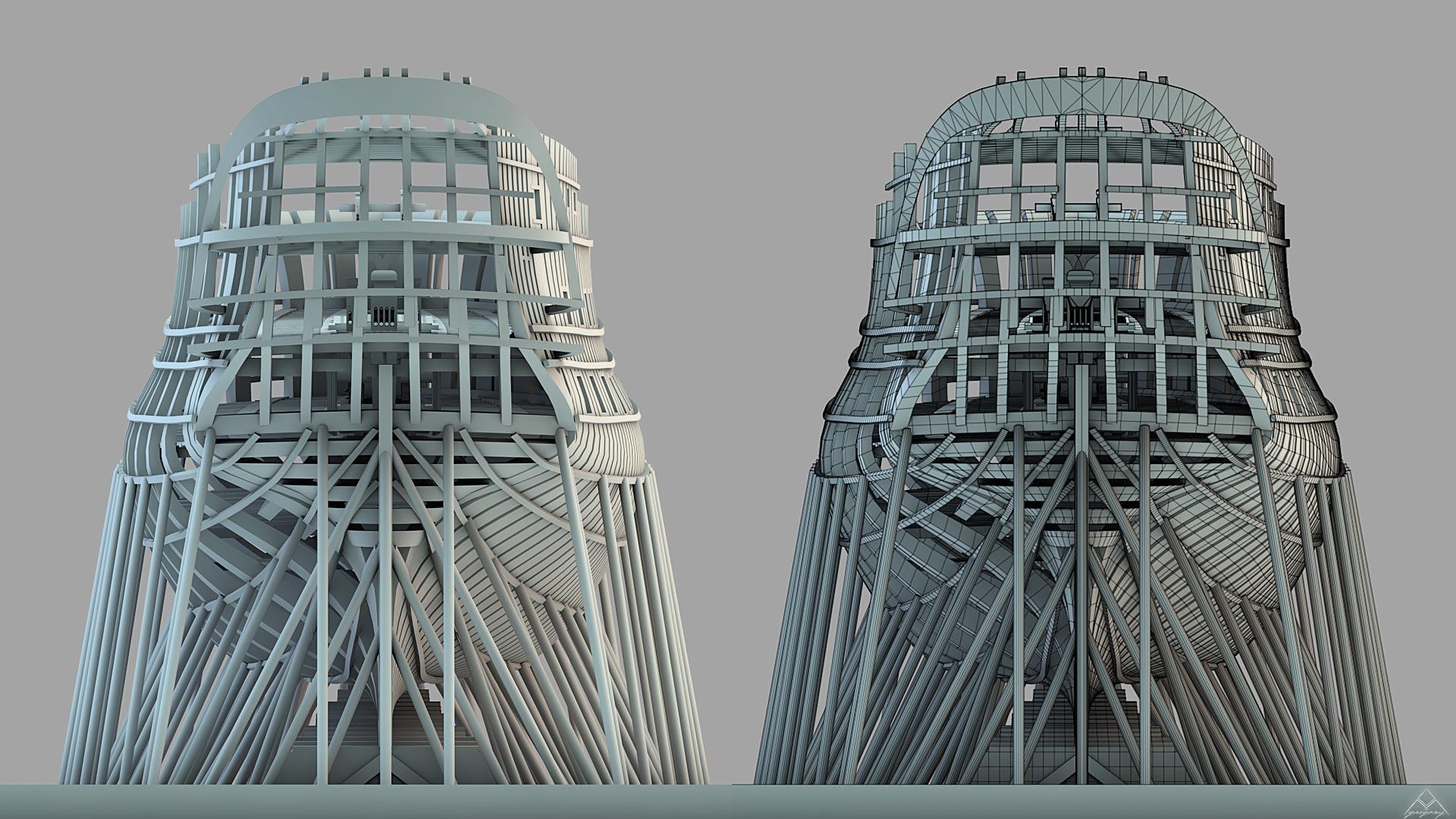 Etapes de construction 3D d'un navire de 74 canons. - Page 16 Navire11