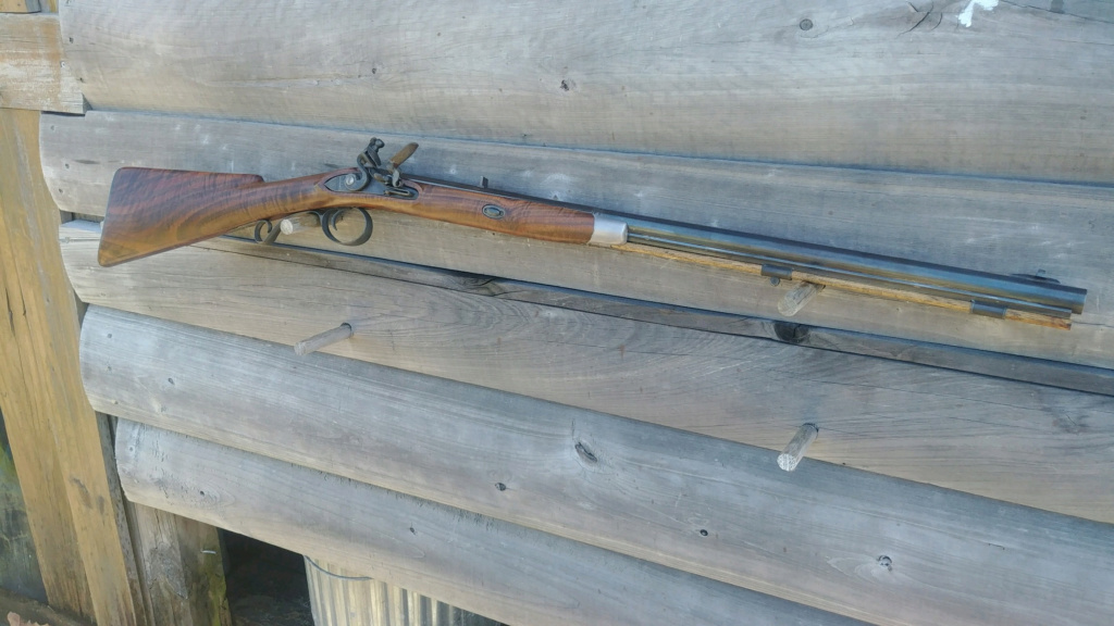 English Hunting rifle Rg_410