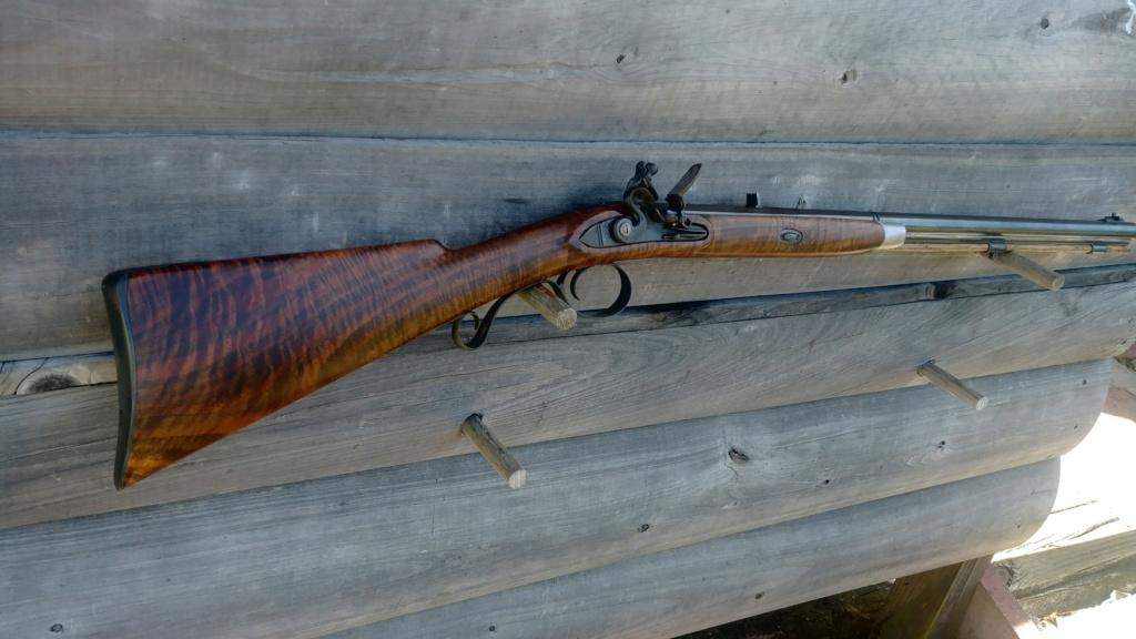 English Hunting rifle Rg_510