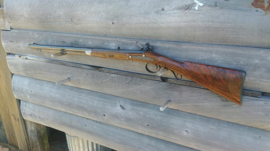 English Hunting rifle Rg_910