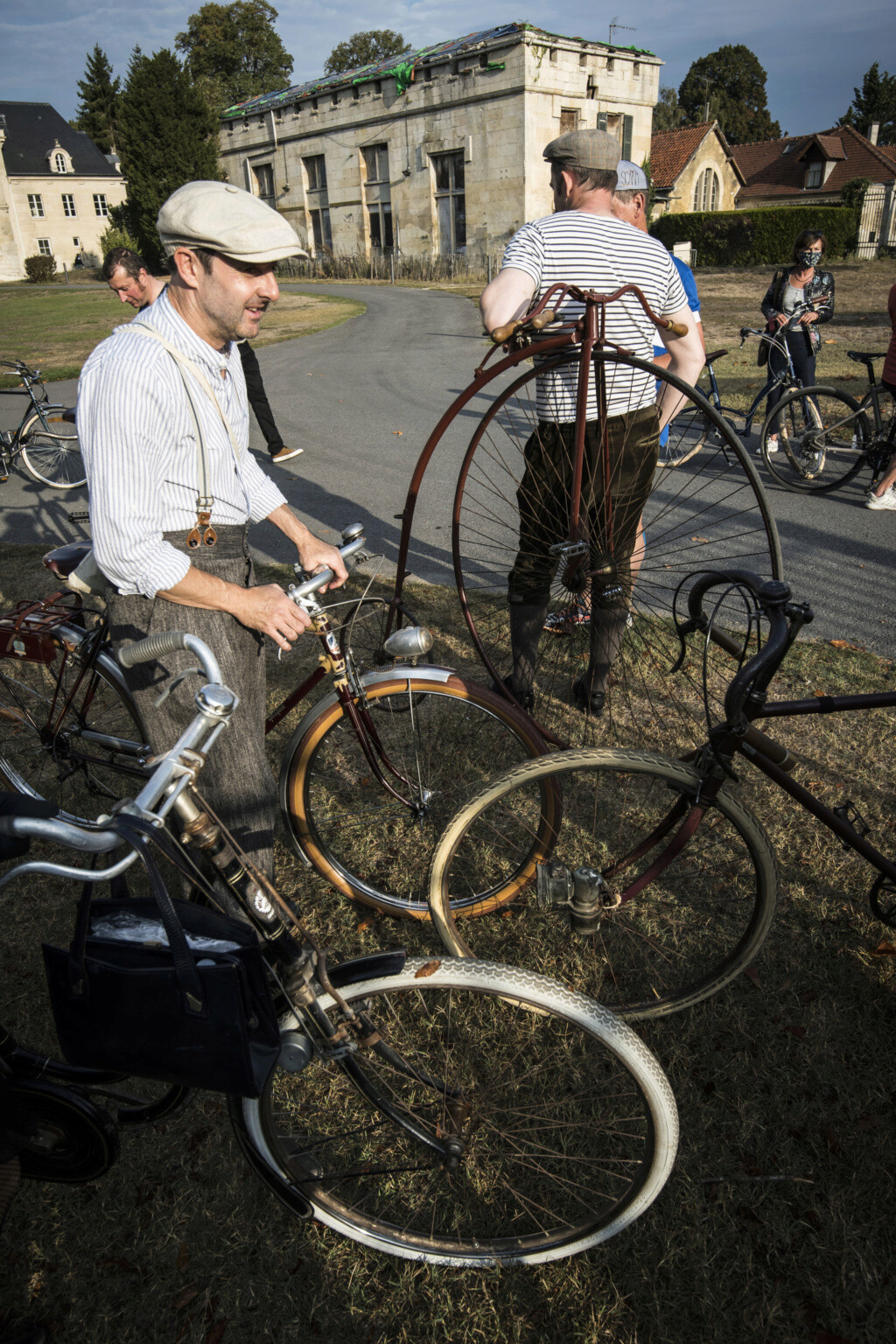 La vieille compagnie en bicyclette 20/09/2020 - Page 2 Paolov11