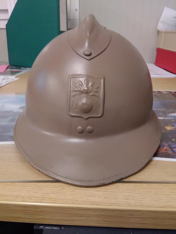 Casque modèle 26/31 de la défense passive 15314812