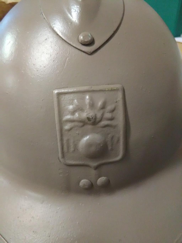Casque modèle 26/31 de la défense passive 15314814