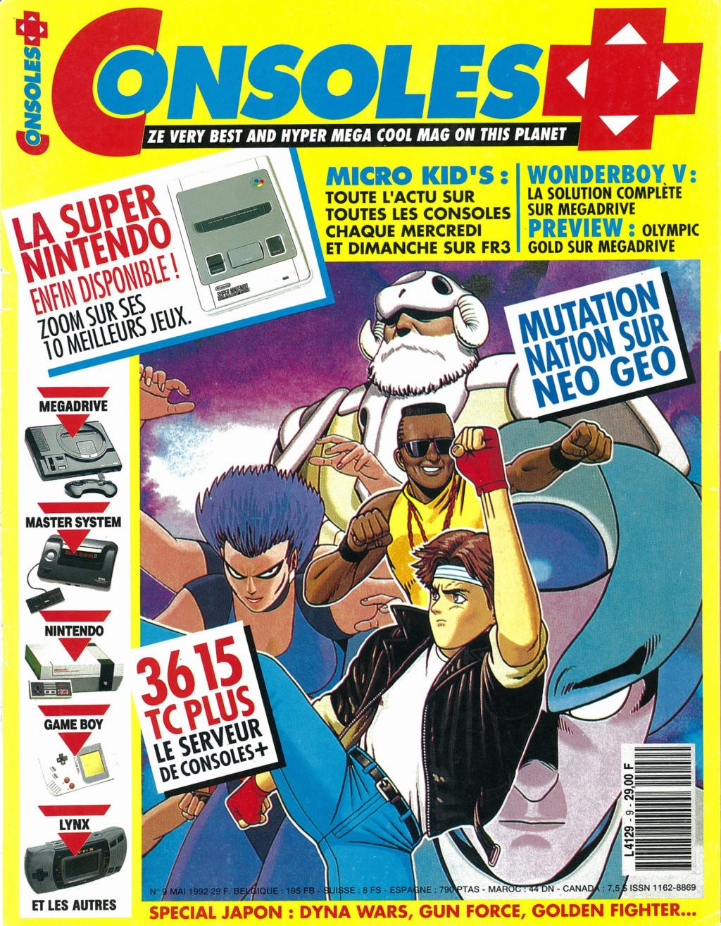 Quels sont les jeux Neo Geo que vous rêviez d'acquérir à l'époque et que vous avez finalement acquis ou pas? Consol10