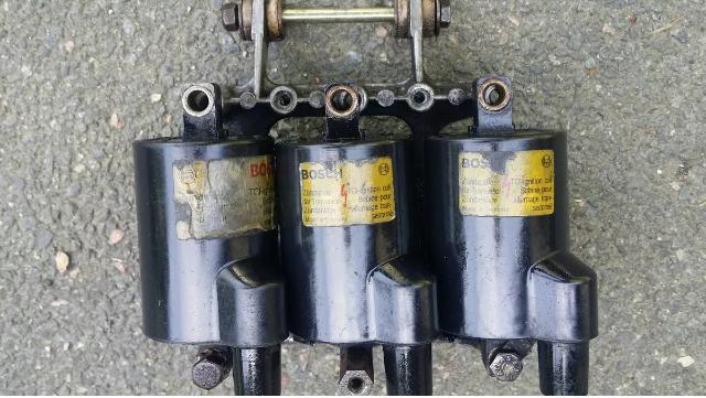 Daihatsu coils substitution for K75. Ba5d6010