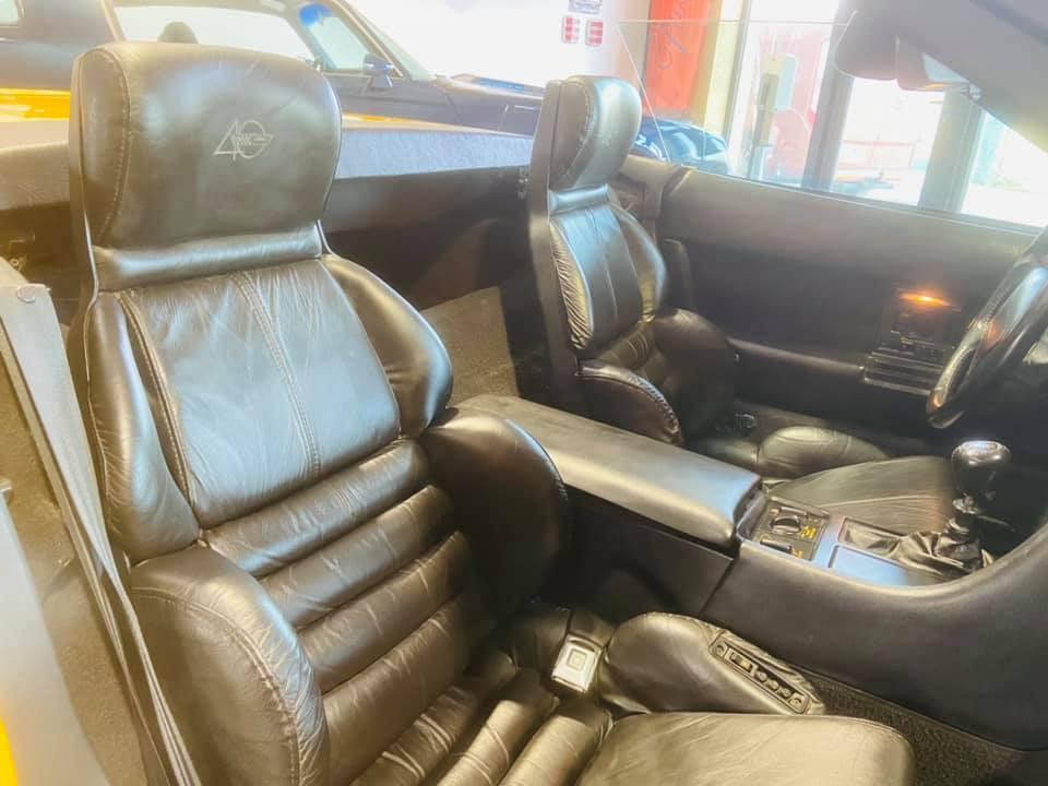 Ma nouvelle corvette , une C4 cabriolet de 1993 15323510
