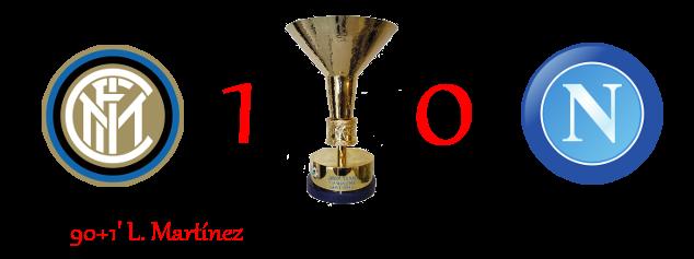 [RISULTATI] Lotteria 90' Minutes | Inter 1-0 Napoli 1-011