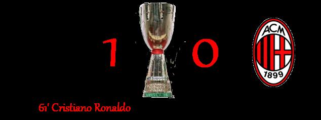 [RISULTATI] Lotteria Supercoppa Italiana | Juventus 1-0 Milan 1-01110