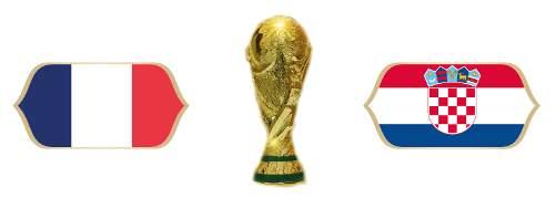 [LOTTERIA] World Cup - Finale | Francia-Croazia! 1final10