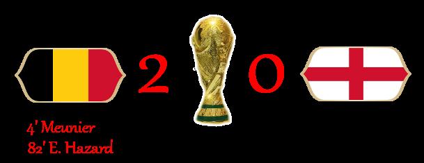 [RISULTATI] Lotteria World Cup - 3°/4° Posto | Belgio 2-0 Inghilterra - Pagina 2 2-113