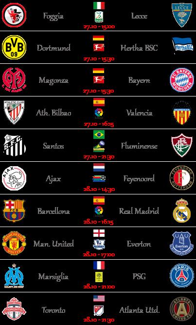 [PRONOSTICI] 10ª Giornata di Serie A + Altre Partite Altro110