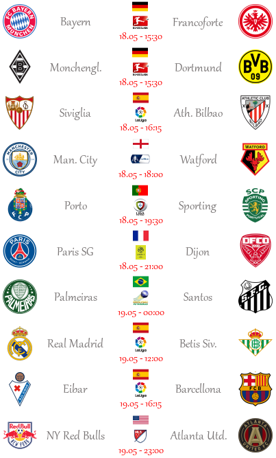 [PRONOSTICI] 37ª Giornata di Serie A + Altre Partite Altro322