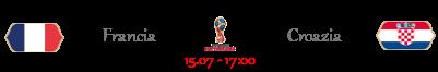[PRONOSTICO] FIFA World Cup - Finale | Francia-Croazia! - Pagina 5 Finale11