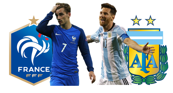 [LOTTERIA] World Cup - Ottavi di Finale | Francia-Argentina! Fraarg10