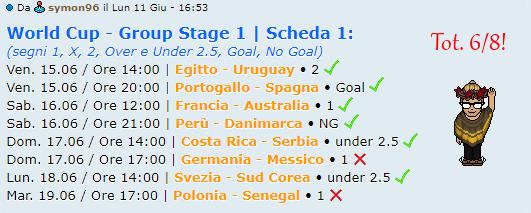 [RISULTATI] FIFA World Cup 2018 | Group Stage 1 | Vincitori! - Pagina 2 Immagi10