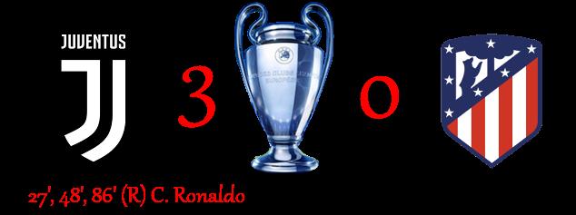 [RISULTATI] Lotteria 90' Minutes | Juventus 3-0 Atlético Madrid Ja10