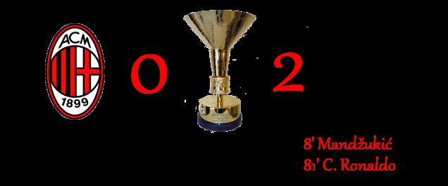 [RISULTATI] Lotteria 90' Minutes | Milan 0-2 Juventus Lotter20