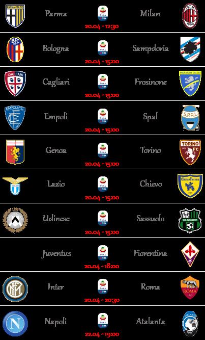 [PRONOSTICI] 33ª Giornata di Serie A + Altre Partite Seriea60