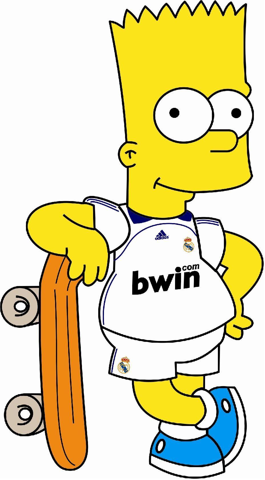[LOTTERIA] El Clásico | Barcellona-Real Madrid! - Pagina 3 Simpso10