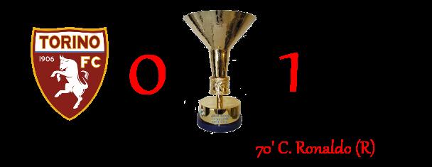 [RISULTATI] Lotteria Derby della Mole | Torino 0-1 Juventus Tj12