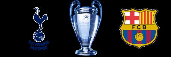 [LOTTERIA] 90' Minutes | Tottenham-Barcellona - Pagina 4 Totbar10